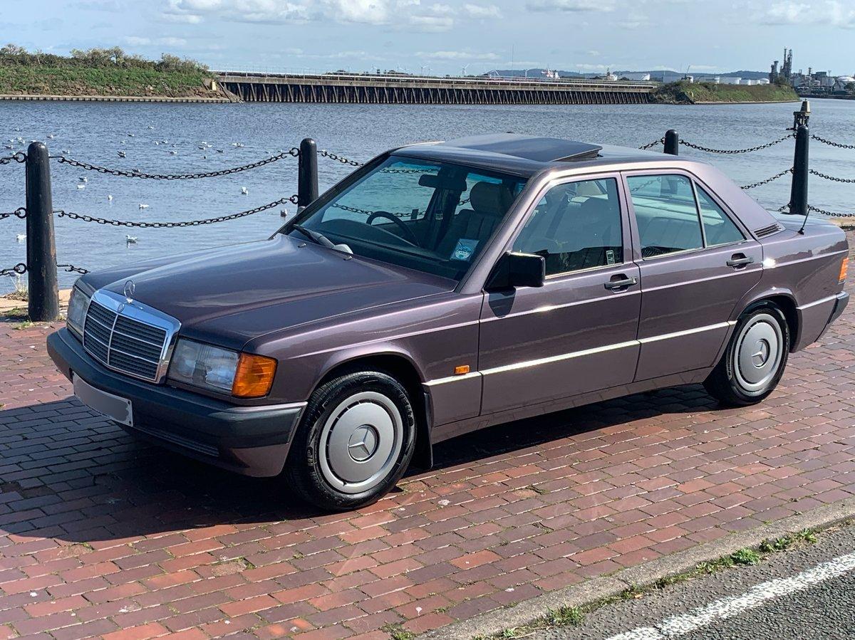 Mercedes 190d 2.5 Manual - Only 65k miles