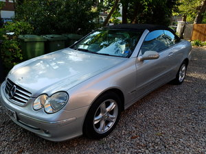 Picture of 2004 Truly Outstanding Mercedes CLK 320 Cabriolet FSH & MOT SOLD