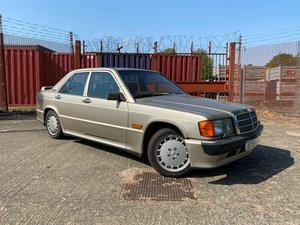 Picture of 1985 MERCEDES-BENZ 2.3 16V 190E COSWORTH MANUAL UK PRESS CAR For Sale