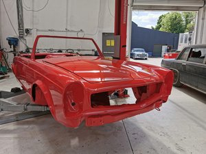 Picture of 1971 Fully restored 280SL Right Hand Drive W113