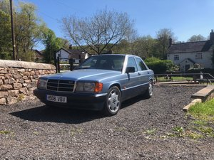 Picture of 1990 MERCEDES BENZ 190 2.0e – RHD - UK CAR!  For Sale