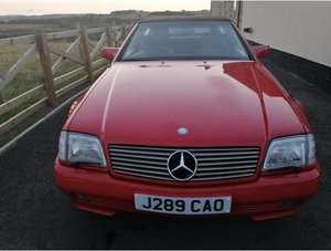 Picture of 1992 Mercedes SL 300 immaculate