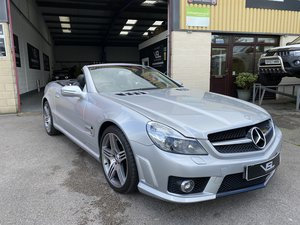 Picture of 2008 Mercedes SL63 AMG 2dr Convertible SOLD