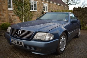 Picture of A 1991 Mercedes Benz 300SL - 11/11/2020 SOLD by Auction
