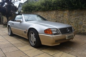 Picture of A 1992 Mercedes-Benz 500 SL - 11/11/2020 SOLD by Auction