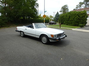 Picture of 1988 Mercedes 560SL Two Tops Very Good Mechanics - For Sale