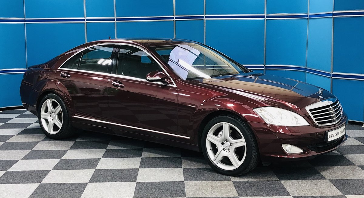 2007 Mercedes S320 Cdi For Sale (picture 1 of 6)