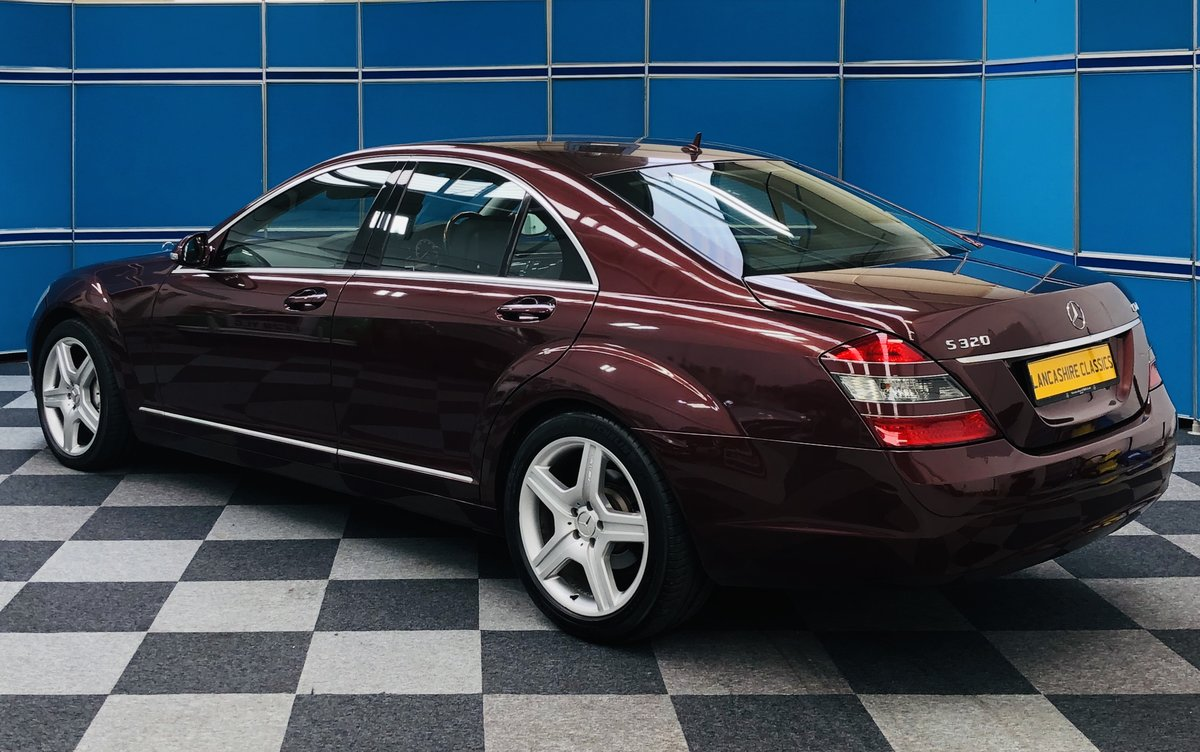 2007 Mercedes S320 Cdi For Sale (picture 2 of 6)