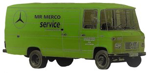 Picture of 1983 Mercedes 508d Mr merco
