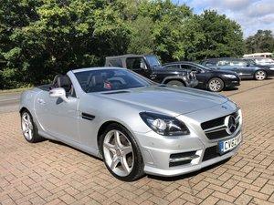 2012 (62) Mercedes Benz SLK250 CDi BlueEFFICIENCY AMG Sport