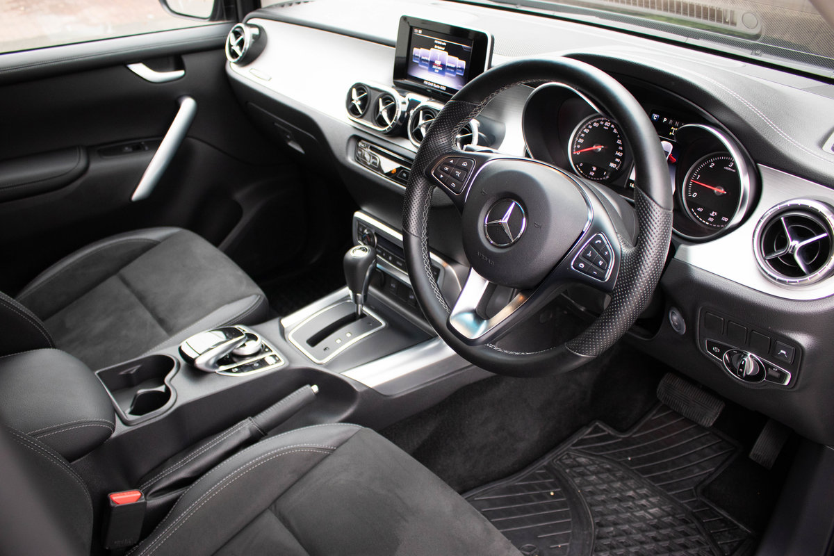 2019/69 Mercedes-Benz X350D 3.0 4Matic Power For Sale (picture 4 of 6)