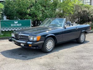 1978  Mercedes Benz 560 SL (R 107)