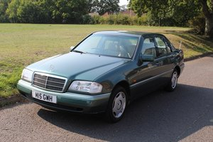 Mercedes C180 Auto 1994 - To be auctioned 30-10-20 For Sale by Auction