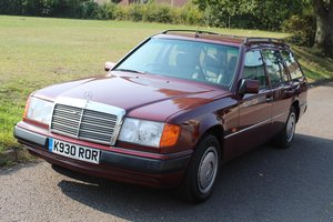 Mercedes 230TE Auto 1992 - To be auctioned 30-10-20 For Sale by Auction
