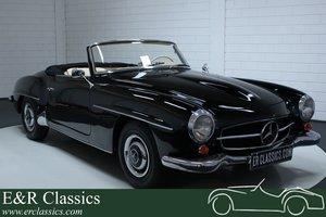 Mercedes-Benz 190SL Cabriolet 1962 beautiful restoration