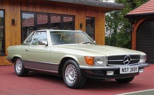 1983 Mercedes-Benz 500 SL