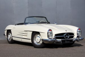 1957 Mercedes-Benz 300 SL Roadster LHD