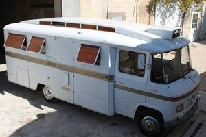 Picture of 1974 Wanted 1970's Mercedes Notin Camper For Sale