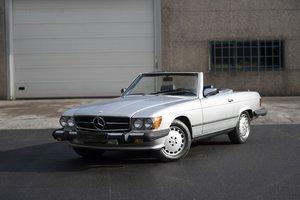 1988 Mercedes SL560