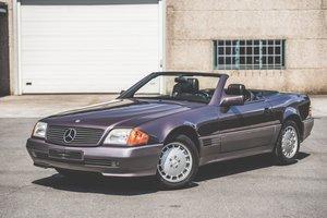1991 Mercedes SL500
