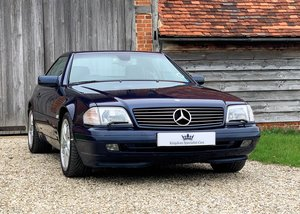 Mercedes 320SL R129 - High spec, excellent service history