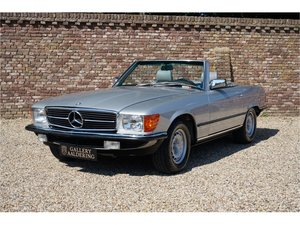 Picture of 1985 Mercedes-Benz R107 380SL exceptional original condition, onl For Sale