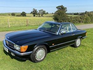 1986 300SL 60k miles FSH For Sale