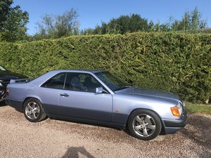 1991 Mercedes 300CE For Sale