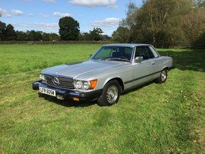 Picture of 1981 Mercedes Benz SLC 380 LHD US spec SL Klasse