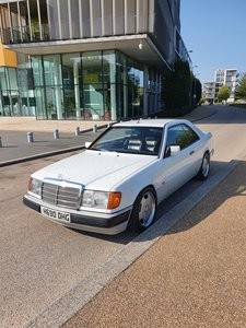 Picture of FRESH MOT! - 1990 Mercedes W124 Coupe 230ce