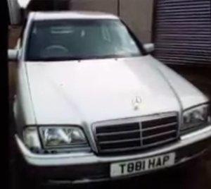 1999 Mercedes C220 Spares or repair