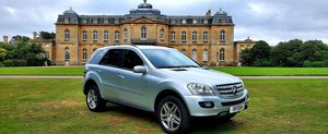 Picture of LHD 2008 MERCEDES ML280 CDI AMG SPORT, LEFT HAND DRIVE SOLD