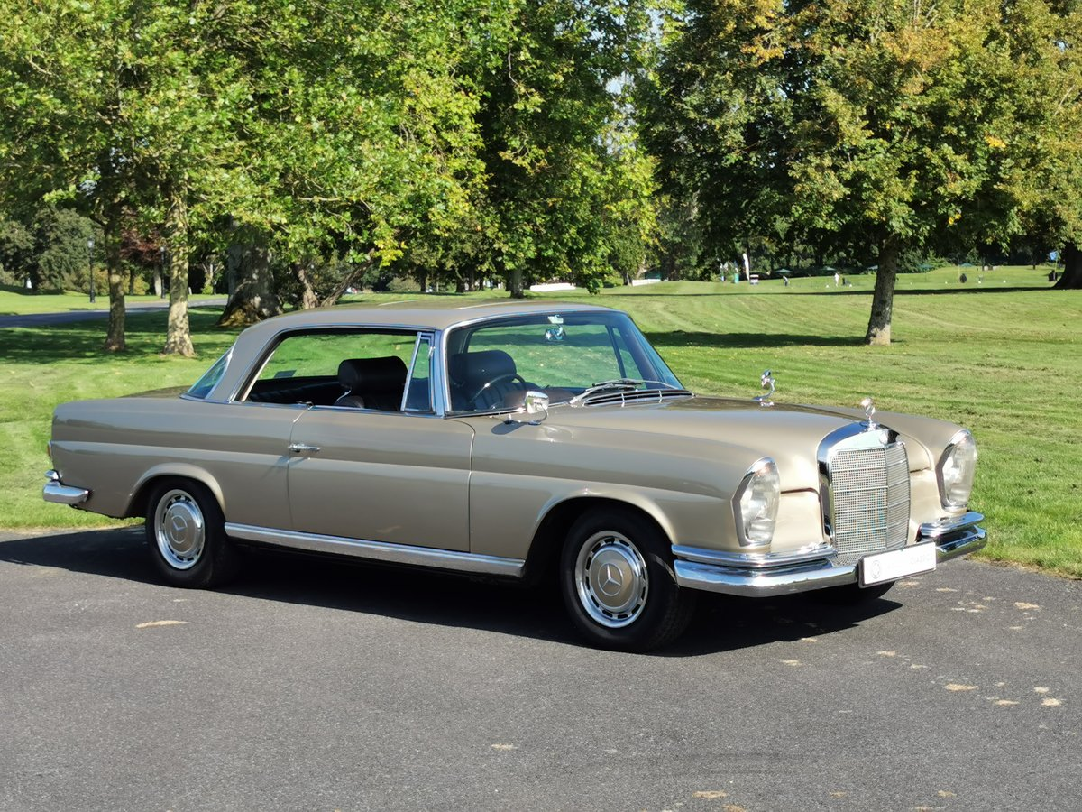 1965 SOLD! Mercedes 220Seb  fully documented history For Sale (picture 1 of 6)