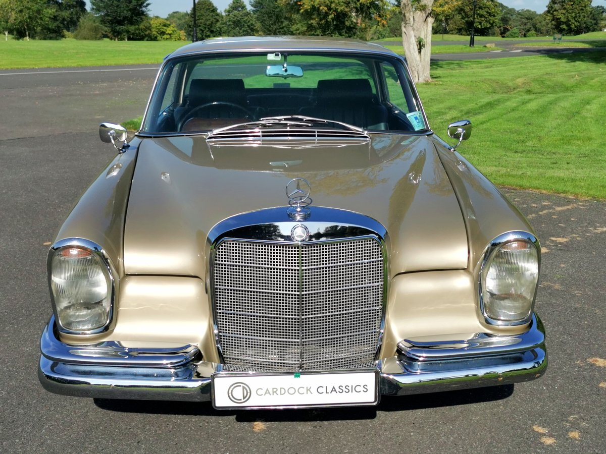 1965 SOLD! Mercedes 220Seb  fully documented history For Sale (picture 3 of 6)