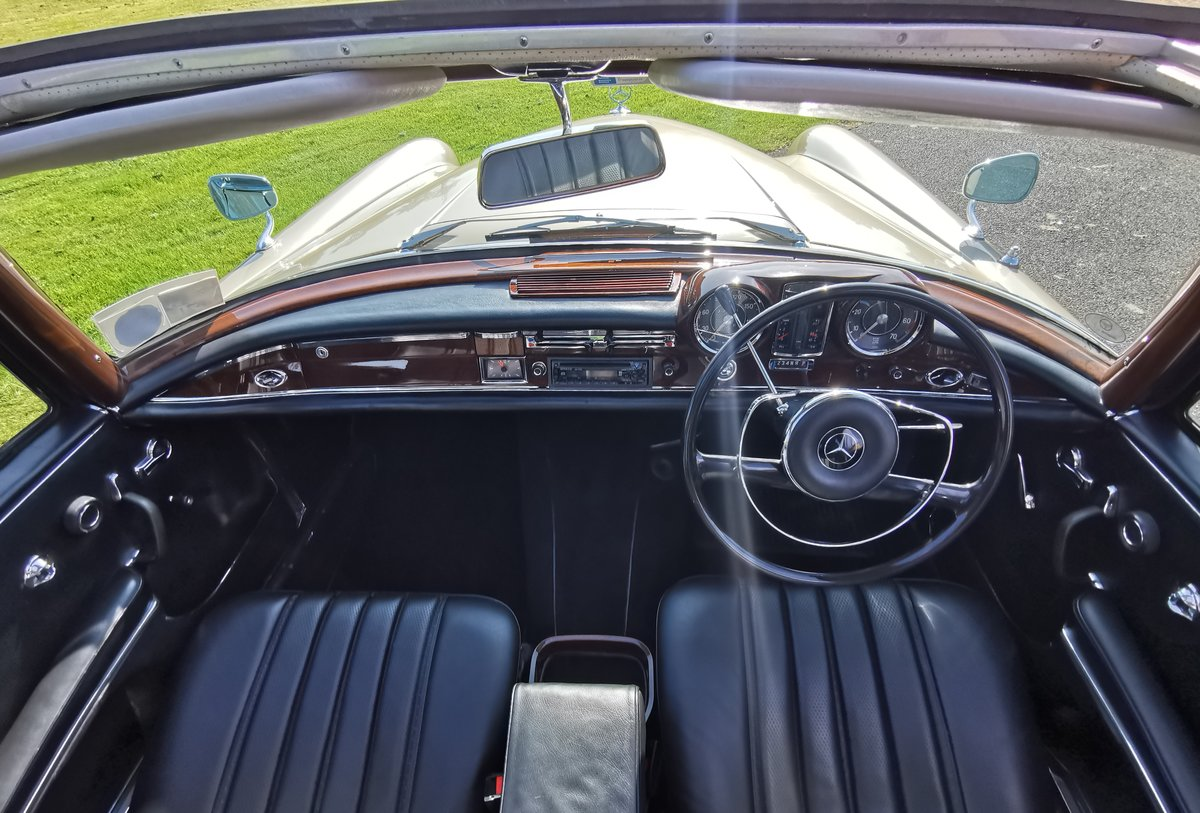 1965 SOLD! Mercedes 220Seb  fully documented history For Sale (picture 5 of 6)