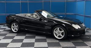 2002 Mercedes SL55 AMG For Sale