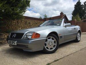 1991 Mercedes-Benz 500SL 81K