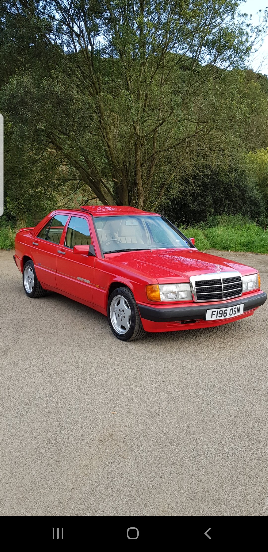 1989 Mercedes 190E SOLD | Car And Classic