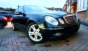 2006 Mercedes Benz E320 CDI Avantgarde Full MB