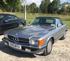 1988 Mercedes-Benz 300SL R107 For Sale