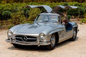 #23472 1955 Mercedes-Benz 300SL Gullwing