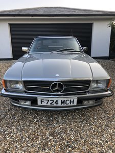 Picture of 1989 Mercedes 300 SL