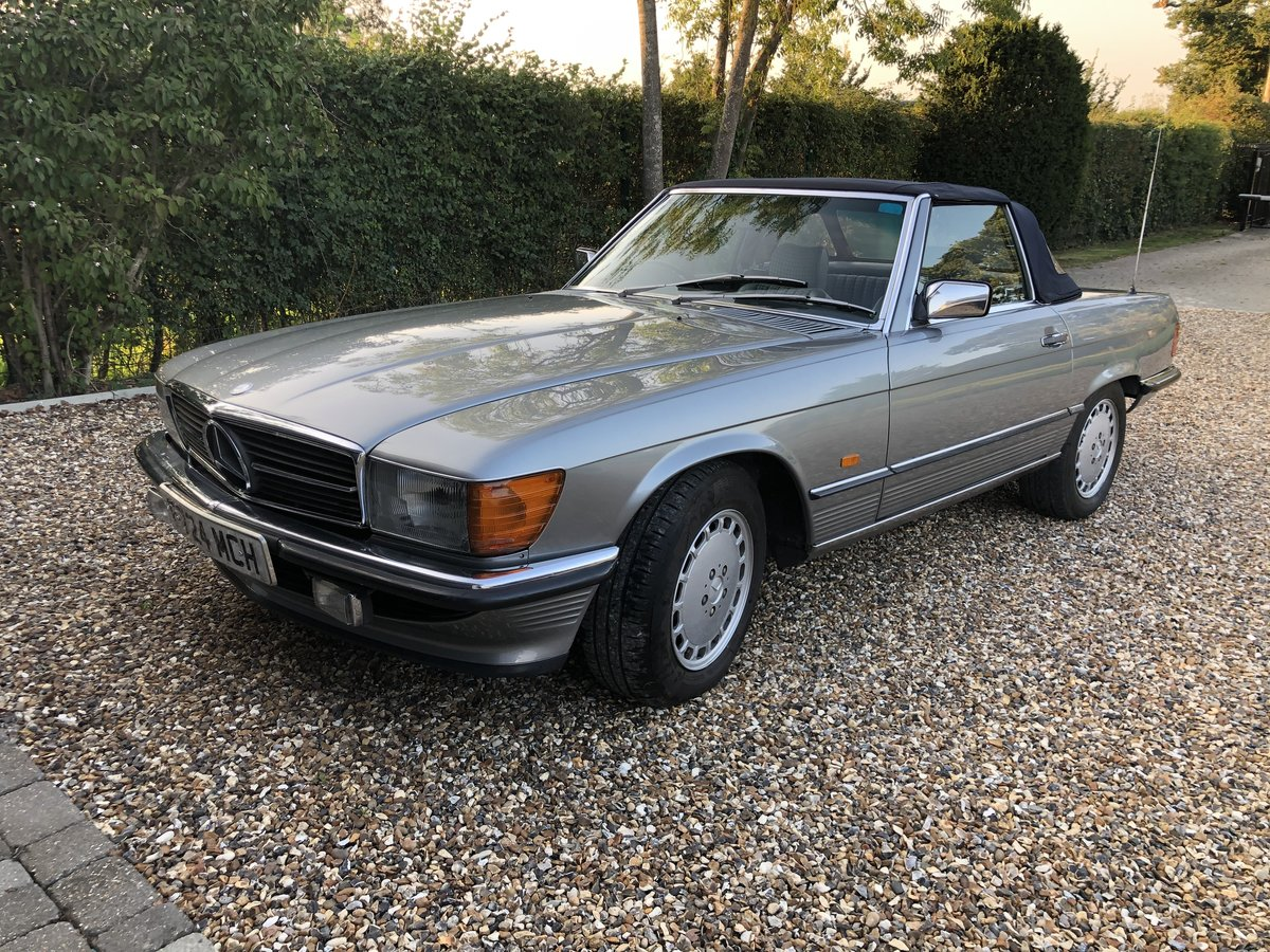 1989 Mercedes 300 SL For Sale (picture 3 of 6)