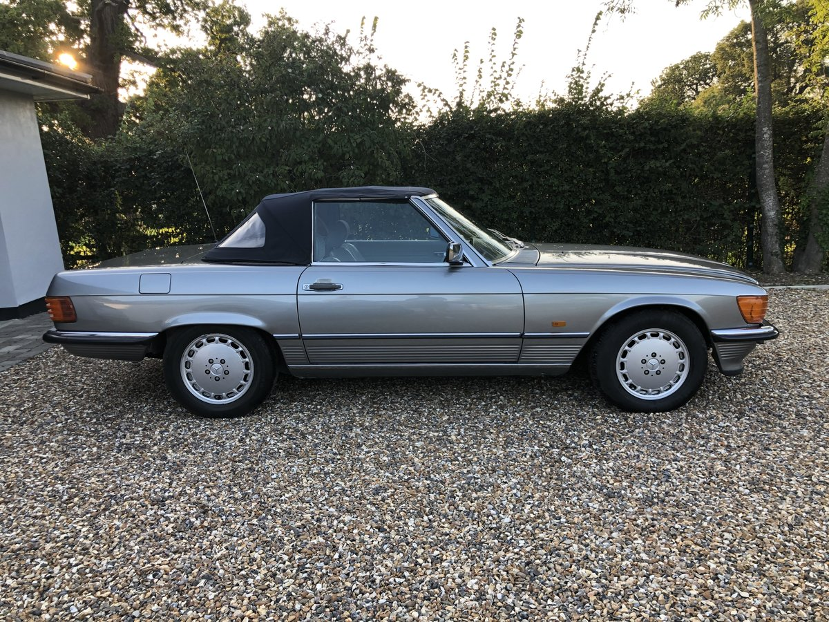 1989 Mercedes 300 SL For Sale (picture 6 of 6)