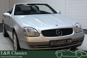 Mercedes-Benz SLK 230 cabrio 1997 Only 14,883 km For Sale