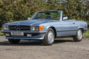 1988 Mercedes-Benz 300SL (R107) with Heated Seats!