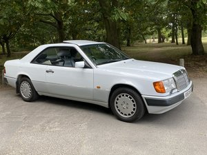 Picture of Mercedes 300CE Coupe 1992 W124 Low Miles Stunning For Sale