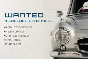 Picture of 1955 WANTED Mercedes-Benz 190SL 190 SL Any condition Wanted