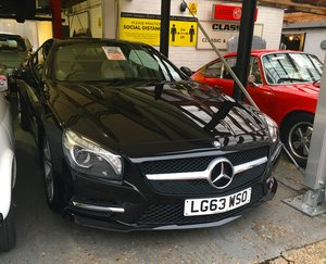 Picture of 2013 Mercedes SL350 AMG Sports SOLD