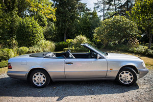 1994 Rare E320 Cabriolet Sportline 3 f/keepers 79k mls For Sale